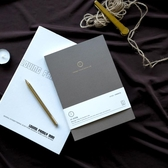 kinbor限定款手帳內頁A5時間軸內芯記事本手帳筆記本計劃本