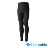 Columbia 男 OH保暖快排長褲-黑色 UAM80640BK【GO WILD】
