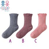 Chummy Chummy 英倫質感花邊襪