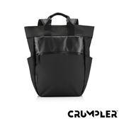 Crumpler 小野人ART COLLECTIVE 收藏家筆電後背包(L) 黑