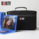 PS4包 BUBM游戲碟ps4游戲光盤收納包xbox游戲光盤 20片大容量收納盒 玩趣3C