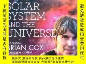 二手書博民逛書店wonders罕見of solar system and the