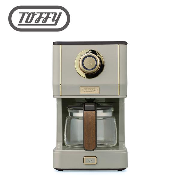 日本 咖啡機 露營 下午茶【U0232】日本Toffy Drip Coffee Maker咖啡機K-CM5  完美主義