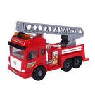 Amuzinc酷比樂 兒童玩具 磨輪動力車 聲光消防雲梯車 9885