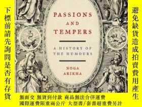 二手書博民逛書店Passions罕見and Tempers: A History