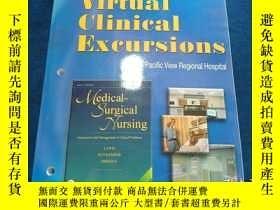 二手書博民逛書店Virtual罕見Clinical Excursions INTERACTIVE SOFTWAREY22335
