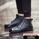 雨鞋男低筒防滑水鞋輕便平底膠鞋雨靴鞋韓國夏季短筒大人釣魚鞋男KLBH48073【全館免運】