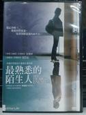 挖寶二手片-Z84-005-正版DVD-韓片【最熟悉的陌生人】-全度妍 河正宇(直購價) 海報是影印