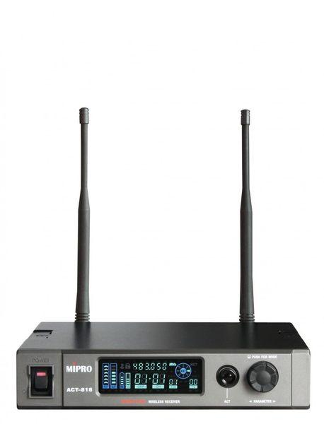 MIPRO ACT-818/ACT-80Hx1 數位式單頻無線麥克風系統