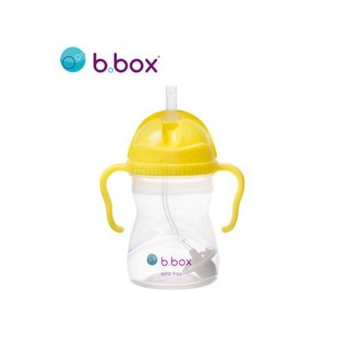澳洲 b.box 二代升級版防漏水杯240ml/8oz(檸檬黃)[衛立兒生活館]