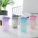 500ML搖搖杯蛋白粉攪拌杯 奶昔速搖杯 便捷健身運動水杯水壺【庫奇小舖】