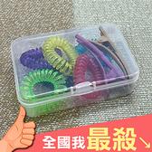 口罩收納 文具盒 中款 耳塞 藥盒 手工藝 項鍊 螺絲 透明 正方形 塑料小收納盒【G019】米菈生活館