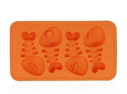 [協貿國際]冰塊模具冰箱製冰盒創意冰格DIY矽膠冰模器冰棒盒2入