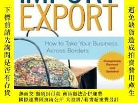 二手書博民逛書店罕見Import exportY364682 Nelson, Carl A. Mcgraw-hill 出版2