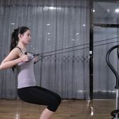 彈力繩健身拉力繩男力量訓鍊阻力帶健身器材家用女彈力帶拉力器【新店開張85折促銷】