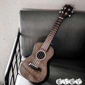 烏克麗麗 安德魯23寸尤克里里初學者成人女烏克麗麗桃花心木兒童小吉他樂器 【全館9折】