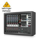 BEHRINGER PMP560M專業6通道箱型功率混音器(帶有Klark Teknik Multi-FX處理器、壓縮機、FBQ反饋檢測系統)