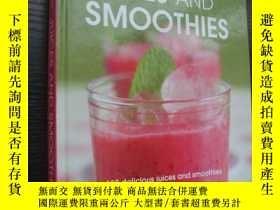 二手書博民逛書店Big罕見Book of Juices and Smoothie