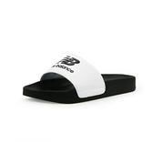 New Balance 男女款黑白色休閒鞋-NO.SD1101HWB