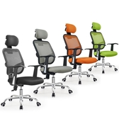 簡約辦公椅人體工學家用游戲電競椅宿舍學生椅升降轉椅凳子JDCY潮流