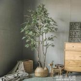 仿真植物楓樹仿真樹假樹室內外仿真盆栽家居櫥窗造景大型裝飾AQ 有緣生活館