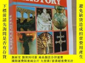 二手書博民逛書店RAINBOW罕見FACT BOOK OF HISTORY 彩色