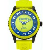 【台南 時代鐘錶 Superdry極度乾燥】美式和風 文化衝擊潮流腕錶 Tokyo系列 SYG191N 45mm