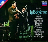 普契尼:波西米亞人(2片CD)
