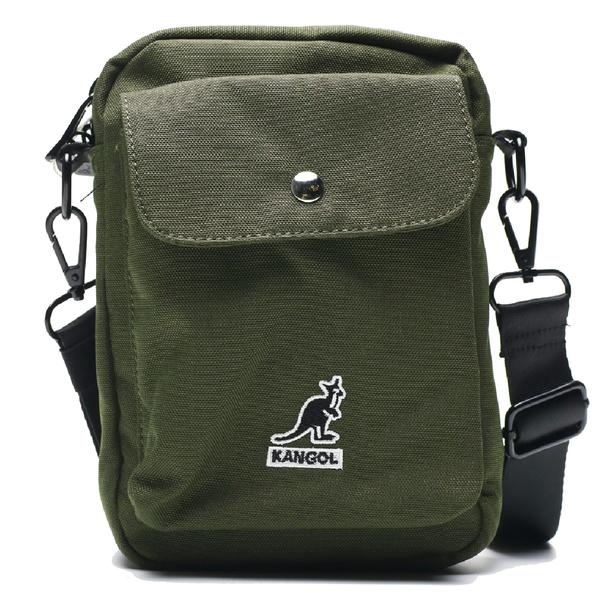 KANGOL 軍色 口袋 腰包 小包 隨身包 包包 (布魯克林) 6955300970
