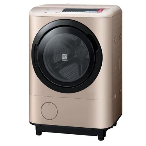 HITACHI 日立 BDNX125BHJR 右手開 12.5kg 滾筒洗衣機洗脫烘
