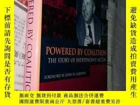 二手書博民逛書店Powered罕見by Coalition: The Story