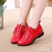 女童公主鞋 鞋子大童公主鞋女孩單鞋兒童韓版學生鞋秋小皮鞋 nm9833【VIKI菈菈】