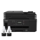 【搭GI70原廠墨水二黑】Canon PIXMA GM4070 商用黑白連供複合機