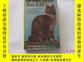 二手書博民逛書店THE罕見PERSONALITY OF THE CAT【642】 精裝版Y10970 EDITED BY BR