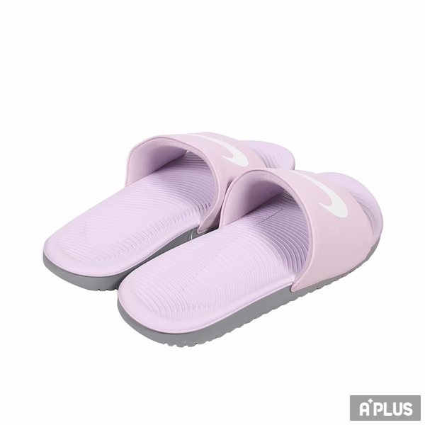 NIKE 女 KAWA SLIDE (GS/PS) 拖鞋 - 819352501