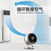 循環扇 空氣循環扇家用靜音台式靜音風扇對流換氣空氣對流風扇 igo 玩趣3C