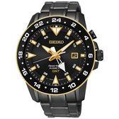 【人文行旅】SEIKO   精工錶 SUN026J1 Sportura 陽光時尚 藍寶石水晶鏡面 不鏽鋼腕錶 44mm