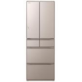 HITACHI 日立 日本原裝 527公升變頻六門電冰箱 RHW530NJ-XN 琉璃金