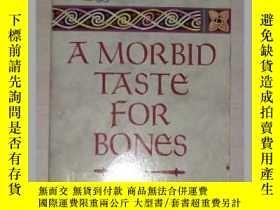 二手書博民逛書店英文原版罕見A Morbid Taste for Bones b