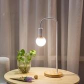 桌燈北歐網紅檯燈創意簡約現代臥室溫馨書桌護眼燈床頭燈 【ifashion·全店免運】