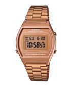 【台南 時代鐘錶 CASIO】卡西歐 台灣公司貨 B640WC-5A 雅致復古風格多功能電子錶