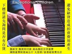 二手書博民逛書店Annual罕見Editions: Educating Exceptional Children 00 01 (a