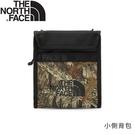 【The North Face 小側背包《樹葉迷彩》】52RZ/單肩包/斜背包/側背包/休閒背包