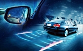 【車王汽車精品】現代 i30 ix35 ix45 Elantra Tucson Sonata 盲點偵測系統 鏡片替換式