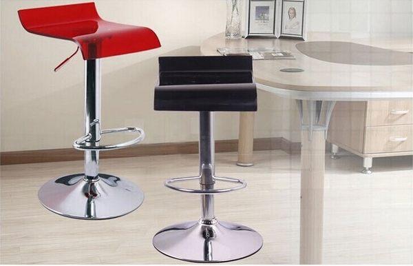 【南洋風休閒傢俱】吧台椅系列- 壓克力吧椅  無背吧椅凳  彩色吧椅  咖啡吧椅