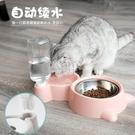 快速出貨貓碗貓食盆狗碗狗盆泰迪狗狗雙碗貓咪中小型犬自動飲水器寵物