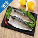 薄鹽挪威鯖魚片300g(3入)【愛買冷凍】
