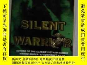 二手書博民逛書店英文原版罕見Silent Warrior by Charles