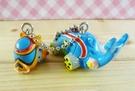 【震撼精品百貨】日本精品百貨-手機吊飾/鎖圈-小雙俠系列-手機吊飾-甲蟲