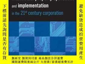 二手書博民逛書店Intellectual罕見Property Operations and Implementation in t